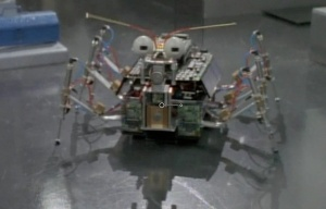 The Dawn of the Artificial Coprophages  X Files Robot Insects